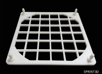 Печать АБС+ПК (поликарбонат) пластиком
