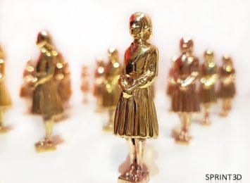 Партия изделий из бронзы