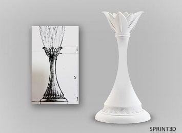 3D-модель по чертежу