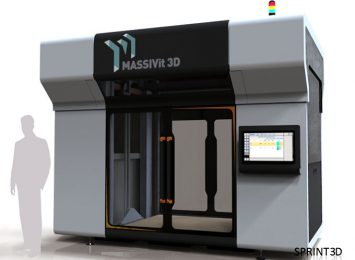 3D принтер Massivit 3D