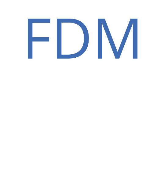Моделирование методом послойного наплавления (FDM)