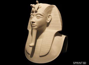 Копия саркофага Тутанхамона из ПММА