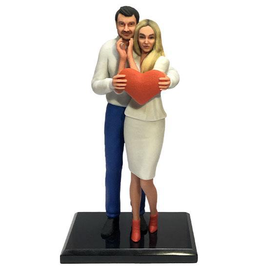 Парные статуэтки