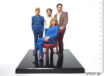 3D-фигурки по фото