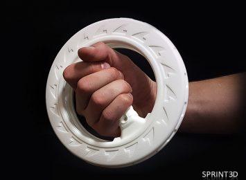 Прототип тренажера из полиамида
