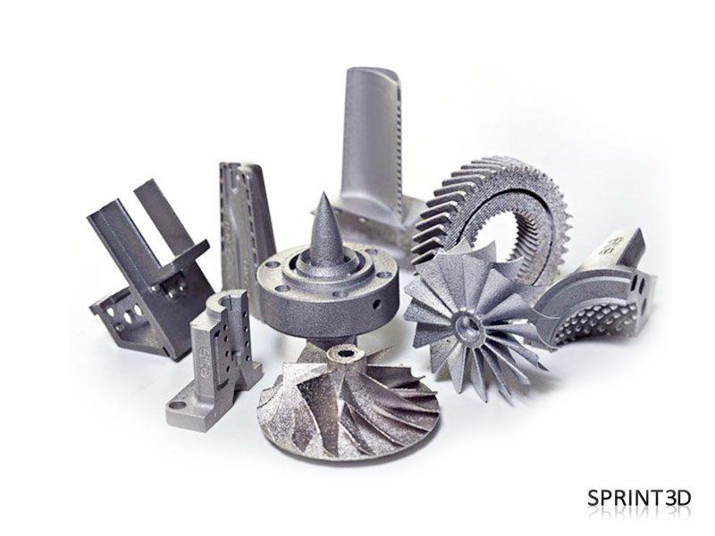 3D печать металлом 1