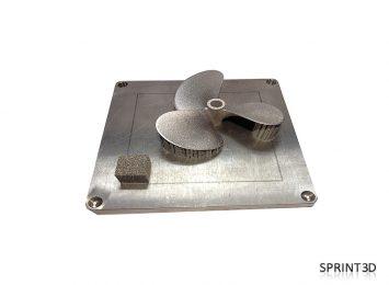 3D печать металлом 6