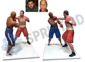 Боксер побеждает Тайсона