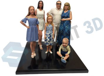 Семейная композиция