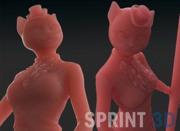 Услуги 3D моделирования